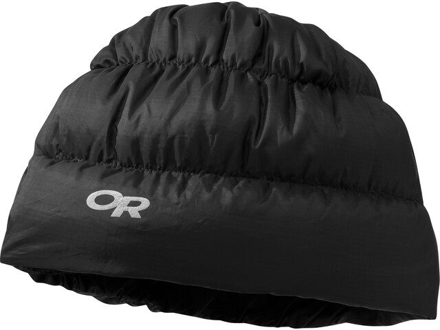 Outdoor Research Transcendent Down Beanie black